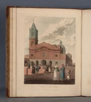 VIDAL, Emery Essex: 'PICTORESQUE ILLUSTRATIONS of BUENOS - AYRES and MONTEVIDEO.... Ackermann R.
