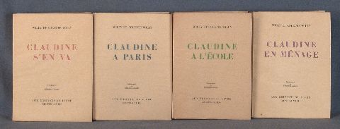 COLETTE, Willy: CLAUDINE...