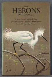 HANCOCK, J- ELLIOTT, H; 'The Herons of the world', London 1978