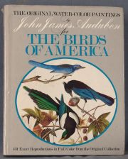AUDUBON, J.J; The Original water-color paintings, 1966