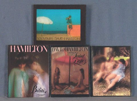 David Hamilton: Souvenirs - A.Summer in Saint Tropy  - L'Al-Tender Cousin