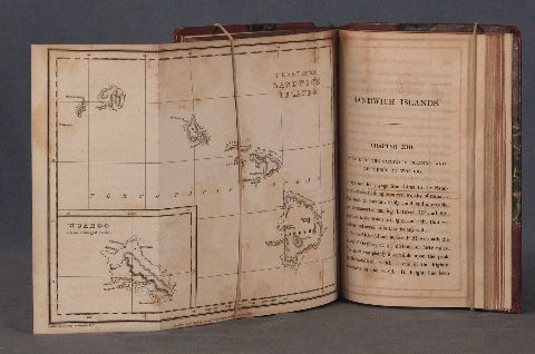 MATHISON, Gilbert Farquhar, Esq. Narrative of a visit to Brazil, Chile, Peru and the Sandwich Islands, during the years