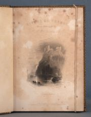 TURNER, J.M.W.: THE RIVERS OF FRANCE, from drawings by Turner. Con encuadernación de KIEFFER.