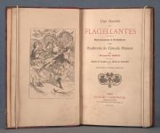 ANSON, Marguerite: Une societe de flagellantes....1 Vol.