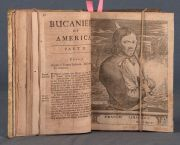HISTORY OF THE BUCANIERS OF AMERICA. London, 1699.