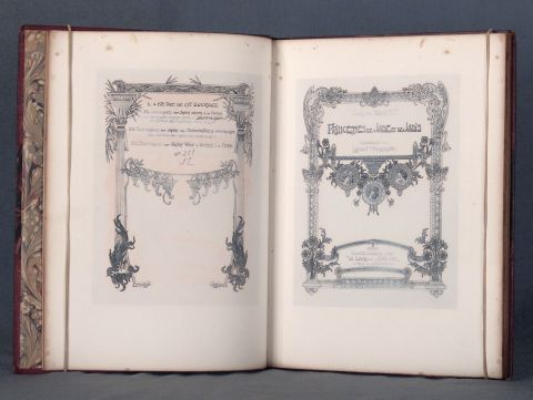 DOUCET, Jerome: PRINCESSES DE JADE ET DE JADIS....1 Vol