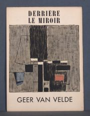 REVISTA DERRIERE LE MIROIR N º 51. 1952. 1 Vol.