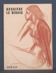 REVISTA DERRIERE LE MIROIR N º 94 - 95. 1957 1 Vol.