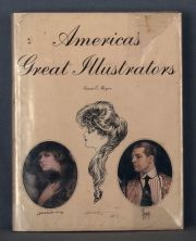 America´s Great Illustrators por Susan E. Meyer. Un volumen.