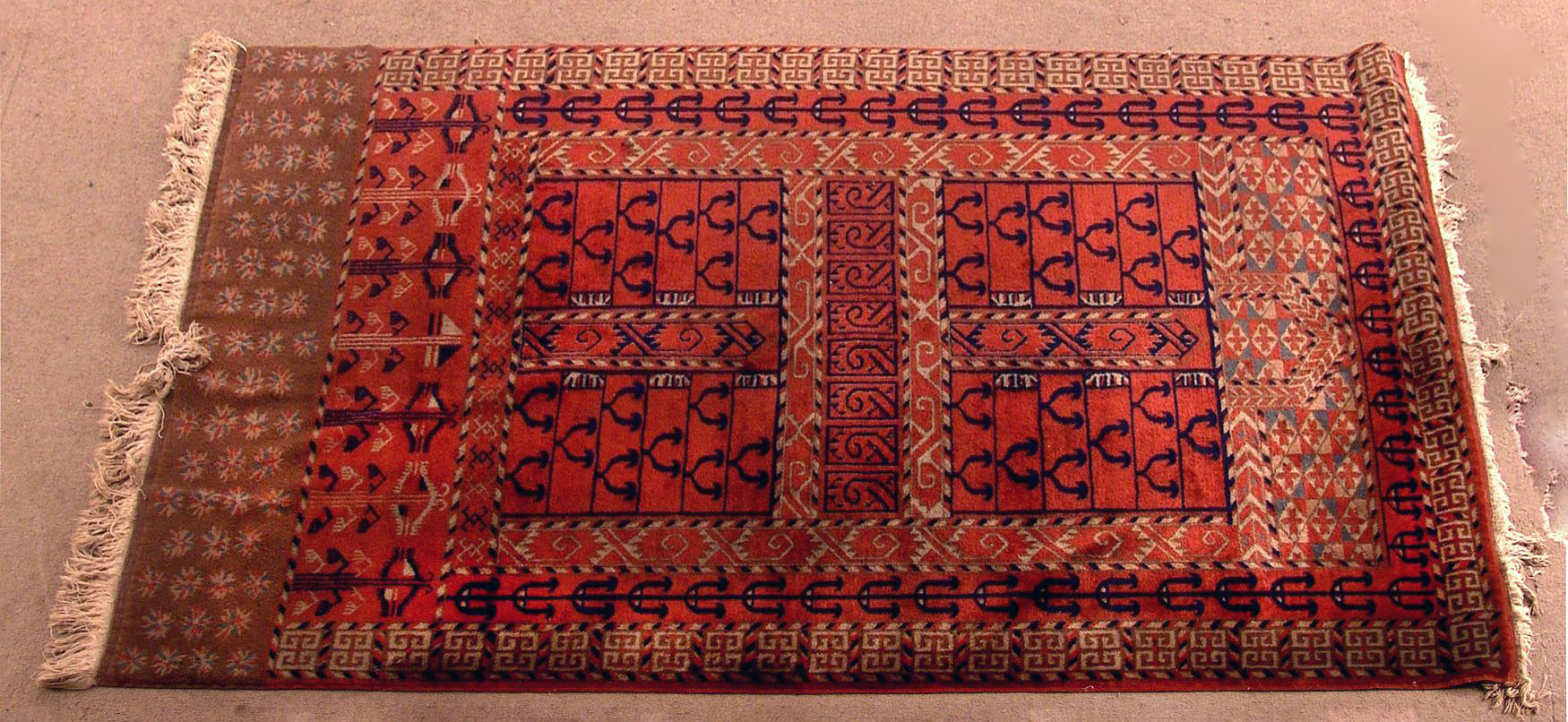 Bgw remate 241 alfombra gek htm gendata for Alfombras motivos geometricos