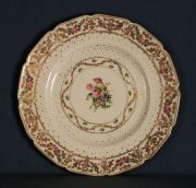 Plato Royal Doulton, guarda floral.
