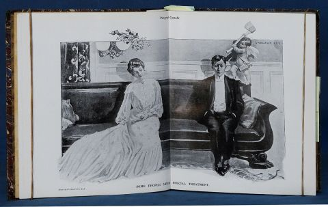 Pictorial Comedy: The humorous phases of life depicted by Eminet Artists. London, 1904.