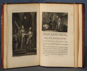 USSIEUX, Louis d´: LE DECAMERON FRANCOIS par...A paris, Nyon et Belin, 1783. Desperfectos 2 Vol