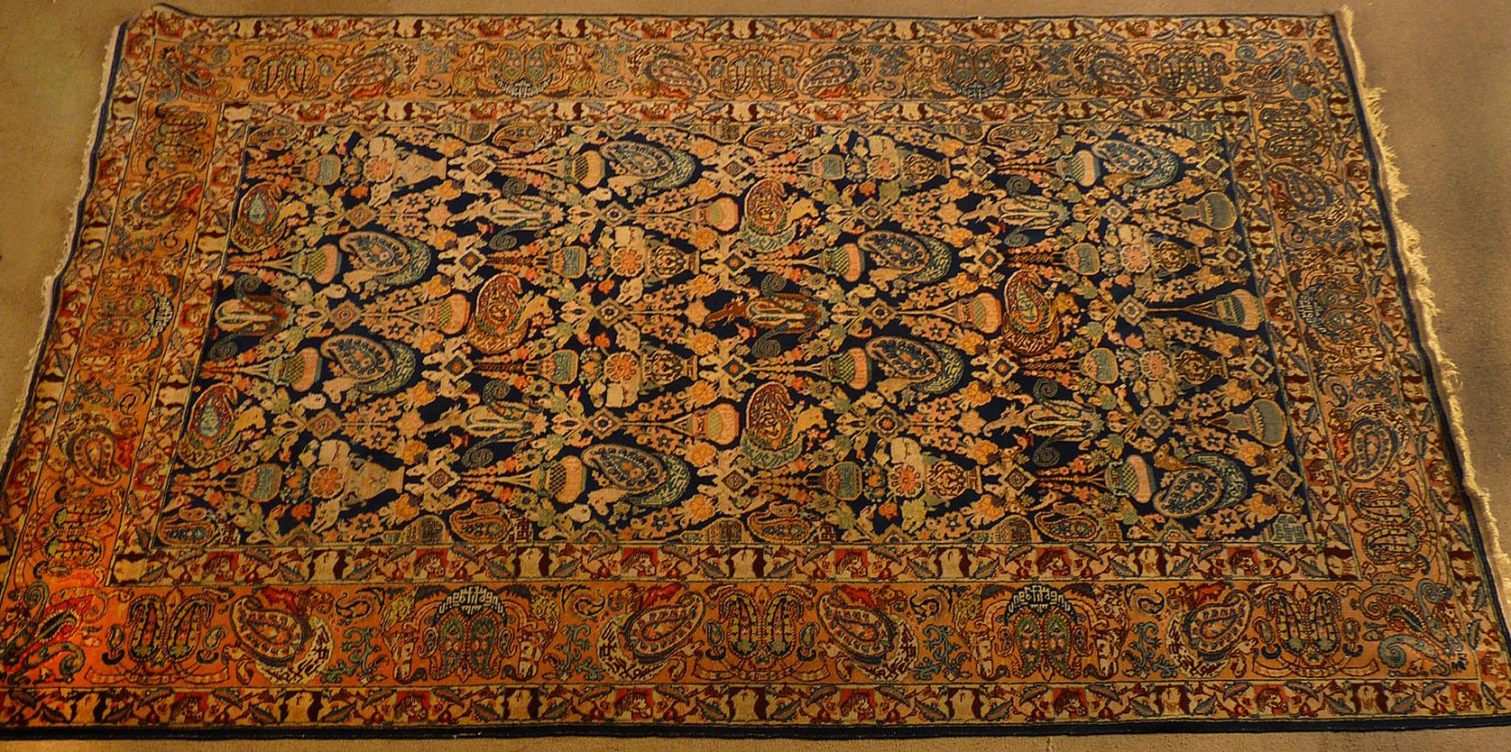 Bgw remate i0000 alfombra gek htm gendata for Alfombra persa azul