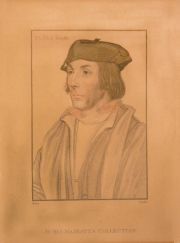 Personajes tomados de Holbein. (2)